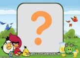Moldura Angry Birds GO