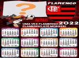 Calendário 2022 do Mengão Foto Online