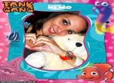 Peixinho Nemo e Amigos Moldura