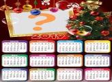 Calendário 2019 Árvore Natalina
