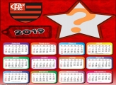 Calendário 2019 Flamengo Estrela