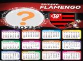 Calendário 2021 Sempre Flamengo Mengão