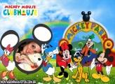 Moldura Mickey Park