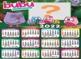 Montar Calendário 2022 Bubu e as Corujinhas