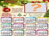 Calendário 2022 Natal de muita Prosperidade Online