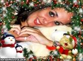 Moldura Canção Natalina