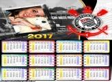 Calendário 2017 Gaviões da Fiel Corinthians