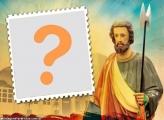 Moldura São Judas Tadeu