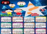 Calendário 2022 Natal Mônica Toy Grátis
