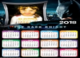 Calendário 2018 Batman The Dark Knight