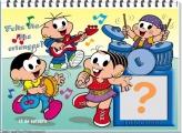 Banda Turma da Mônica Dia das Crianças