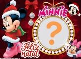 Minnie Noel Feliz Natal Fazer Montagem