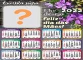 Calendário 2022 Sogra Feliz Dia das Mães