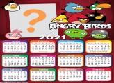 Calendário 2021 The Angry Birds