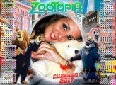 Calendário 2017 Persongem Zootopia