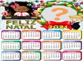 Calendário 2021 Poderosa Chefinha Feliz Natal