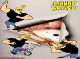 Moldura Johnny Bravo