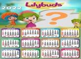 Calendário 2022 Lilybuds Fazer Online