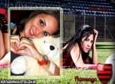 Moldura Sylvia Regina Flamengo