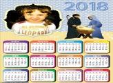 Foto Calendário 2018 Menino Jesus