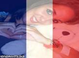 FotoMoldura Bandeira da França