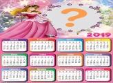 Calendário 2019 Aurora Disney