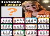 Calendário 2022 Ludmila Ferber Fazer Montagem