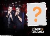 Moldura Zé Neto e Cristiano
