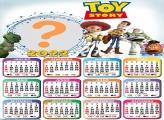 Calendário 2022 Montar Grátis Toy Story
