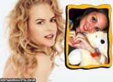 Moldura Nicole Kidman