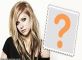Avril Lavigne Foto Montagem