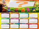 Calendário 2020 Os Backyadigans Foto Colagem