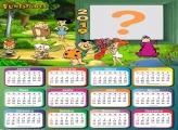 Calendário 2019 Os Flintstones