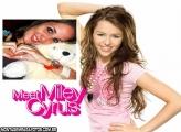 Moldura Miley Cyrus Oficial