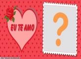 Coração Te Amo Dia dos Namorados