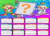 Calendário 2019 Infantil do Patati Patatá