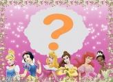 Princesas Disney Montagem de Foto