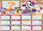 Calendário 2019 Discovery Kids