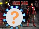 Moldura Iron Man