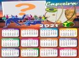 Calendário 2021 Capoeira