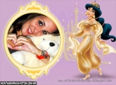 Moldura Esposa do Aladin