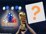 Taça da Copa 2018 FotoMoldura