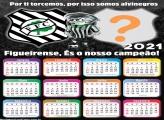 Calendário 2021 Figueirense Time de Futebol