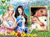 Moldura Princesas Lindas