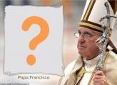 Papa Francisco Montagem de Foto