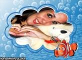 Moldura Nemo Sozinho