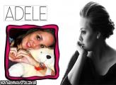 Moldura Cantora Adele