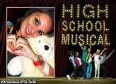 Turma High School Music Moldura