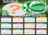 Calendário 2021 Juventude Time de Futebol