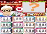 Calendário 2022 Feliz Natal Sogrinha Online